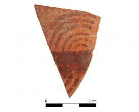 Ceramic vessel 20007-8. Burial mound 20. Cemetery of Tutugi