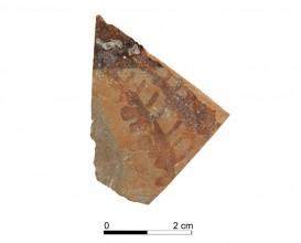 Ceramic vessel 140013-11. Burial mound 140. Cemetery of Tutugi