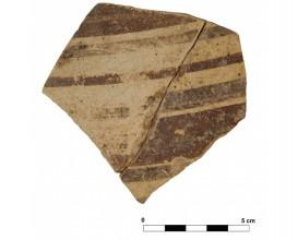 Ceramic vessel 24-1. Las Calañas
