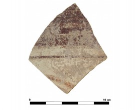 Ceramic vessel 26-3. Las Calañas