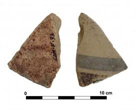 Ceramic vessel 33-2. Las Calañas.
