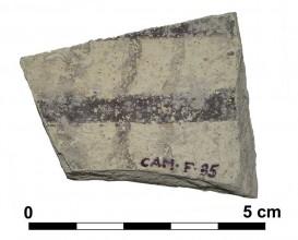 Ceramic vessel 35-3. Las Calañas.