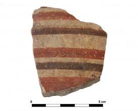 Ceramic vessel 35-5. Las Calañas.
