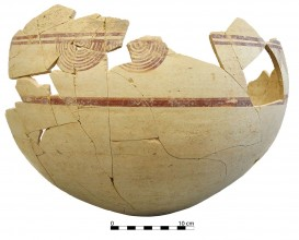 Ceramic vessel 0015019146. Cástulo.