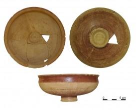 Ceramic vessel 0015019219. Cástulo.