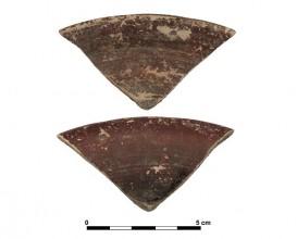 Ceramic vessel 39-12. Cerro de las Alhabacas