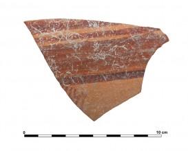 Ceramic vessel 11-12. Cerro de las Alhabacas