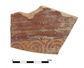 Ceramic vessel 1-04. Oppidum Los Turruñuelos