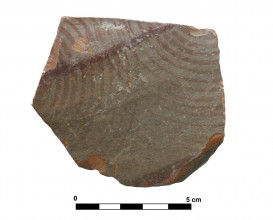 Ceramic vessel 4-04. Oppidum Los Turruñuelos