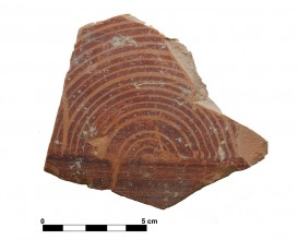 Ceramic vessel 2-4. Oppidum Los Turruñuelos