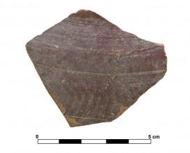 Ceramic vessel 6-04. Oppidum Los Turruñuelos