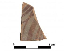 Ceramic vessel 47-08. Oppidum Los Turruñuelos
