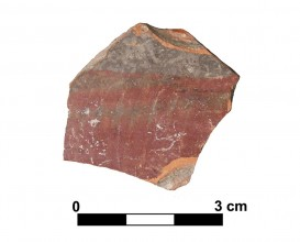 Ceramic vessel 15-08. Oppidum Los Turruñuelos