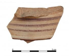 Ceramic vessel CC5. Oppidum Cerro de las Cabezas