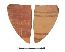 Ceramic vessel CC4. Oppidum Cerro de las Cabezas