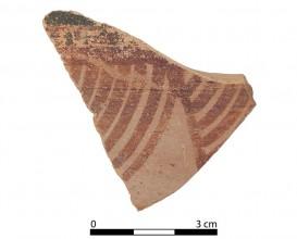 Ceramic vessel CC15. Oppidum Cerro de las Cabezas