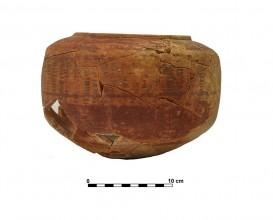 Ceramic vessel 13. Grave 65. Cemetery of Piquía