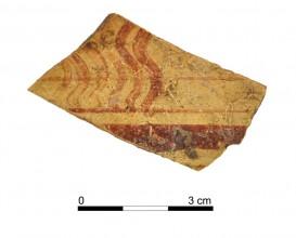Ceramic vessel 088-2. Oppidum Puente Tablas