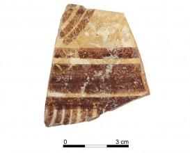 Ceramic vessel 092-1. Oppidum Puente Tablas