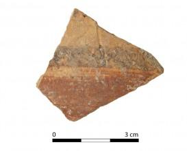 Ceramic vessel 2055-1. Oppidum Puente Tablas-1