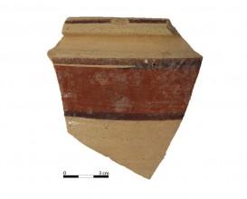 Ceramic vessel 11. Horno del Guadalimar