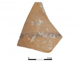 Ceramic vessel 113-1. Oppidum Puente Tablas