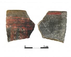 Ceramic vessel 118. Oppidum Puente Tablas