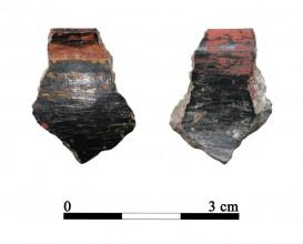 Ceramic vessel CA7-1. Oppidum Puente Tablas