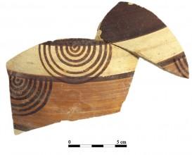 Ceramic vessel 1213. Horno del Guadalimar