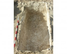 Rectangular structure MT7-4. Oppidum Puente tablas