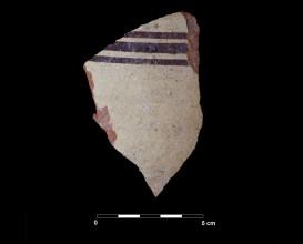 Ceramic vessel 6108. Oppidum Puente Tablas