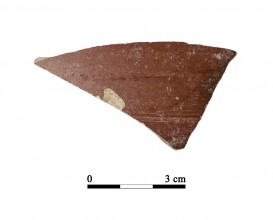 Ceramic vessel 6034. Oppidum Puente Tablas