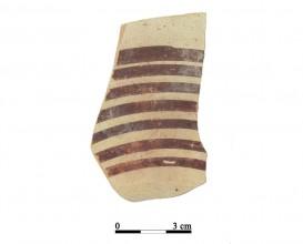 Ceramic vessel 4. Horno del Guadalimar