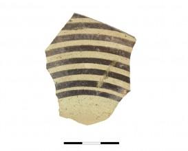 Ceramic vessel 6. Horno del Guadalimar