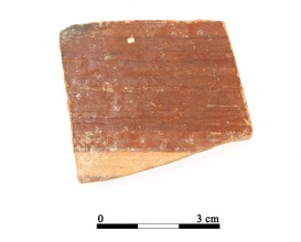 Ceramic vessel 30-1-3. Cueva de la Lobera