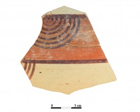 Ceramic vessel 10. Horno del Guadalimar