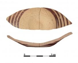 Ceramic vessel 3. Horno del Guadalimar