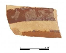 Ceramic vessel 8. Horno del Guadalimar