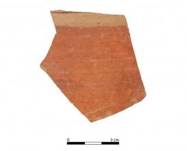 Ceramic vessel CC9. Oppidum Cerro de las Cabezas