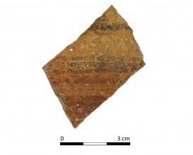 Ceramic vessel 2211-1. Oppidum Puente Tablas