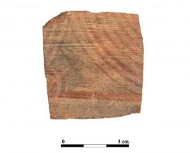 Ceramic vessel E12-II. Cueva de la Lobera