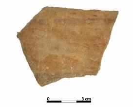 Ceramic vessel 214-1. Oppidum Puente Tablas