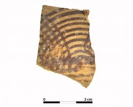 Ceramic vessel 278-2. Oppidum Puente Tablas