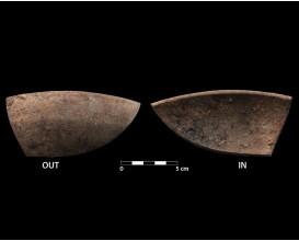 Ceramic vessel 209. Iberian sanctuary Piedra del Águila (Orcera, Jaén, Spain)